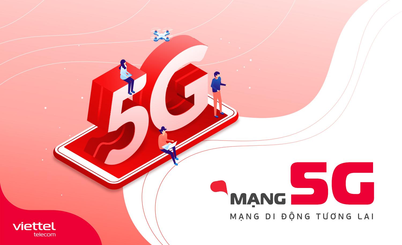Những thông tin mới nhất về mạng không dây 5G Viettel năm 2021