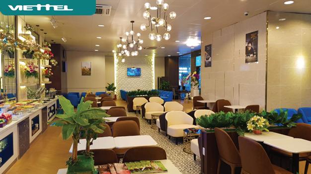 Tích điểm Viettel đổi voucher sử dụng phòng khách thương gia Cam Ranh miễn phí