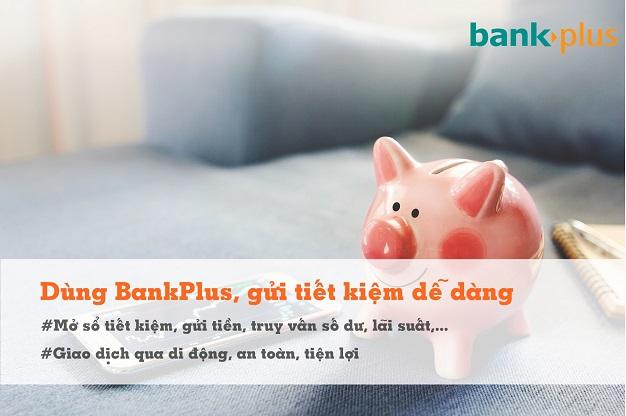 Bốn vũ khí lợi hại trên Bankplus Viettel