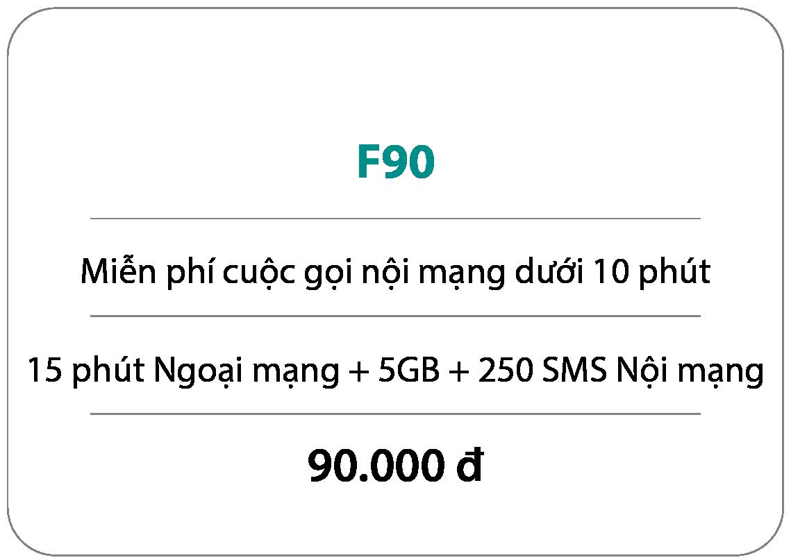 Gói cước F90