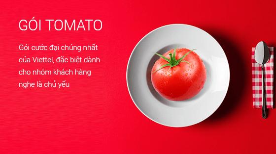 Cú pháp sử dụng sim Tomato đến từ Viettel