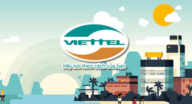 Viettel sản xuất card lưu lượng cho khách hàng