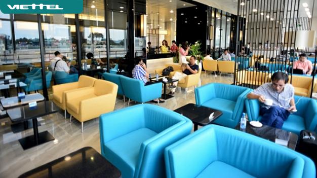 Tích điểm Viettel đổi voucher phòng khách thương gia Đà Nẵng.