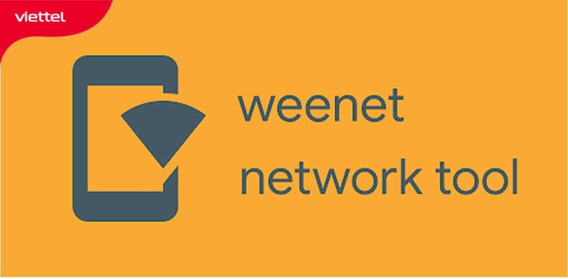 WEENET là phần mềm quản lý Wifi hỗ trợ cho smartphone hệ điều hành Android.