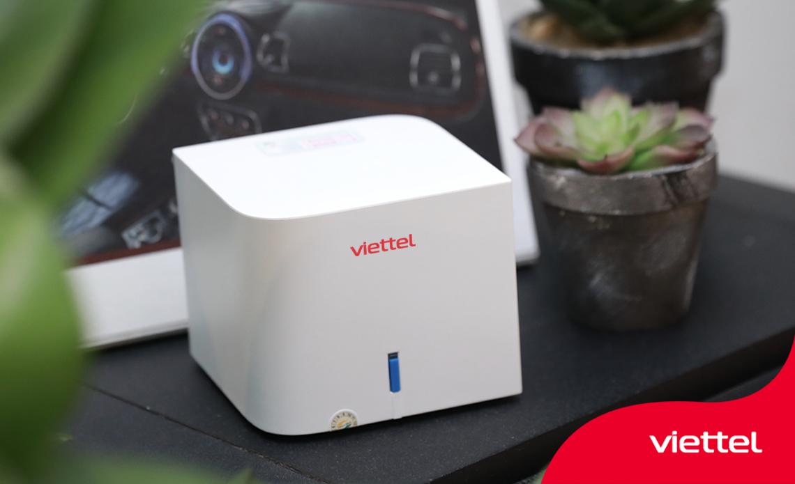 Thiết bị Home Wifi Viettel sử dụng giải pháp từ Wifi Mesh