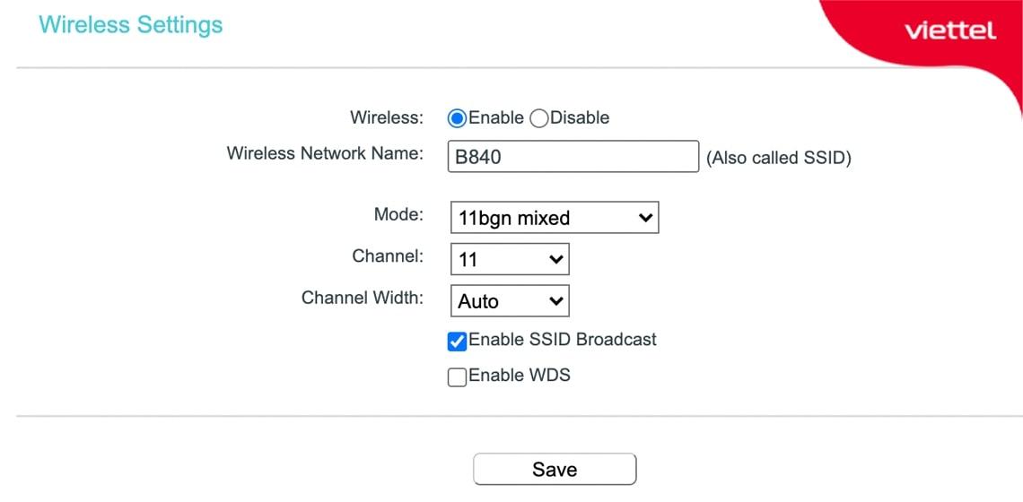 Cách kết nối 2 wifi với nhau trên router phụ