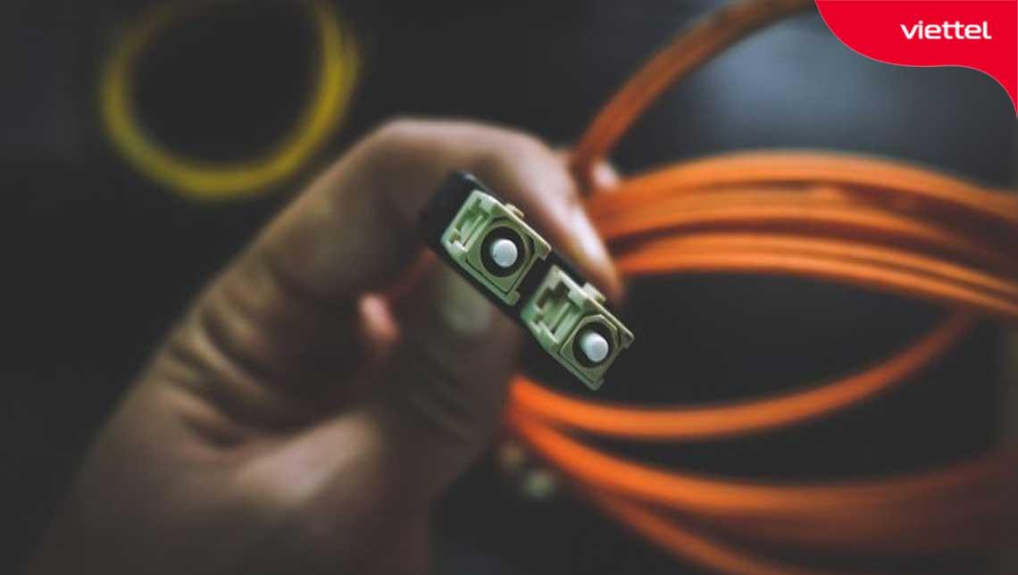 Cắm dây Fast Connect cũng là một trong những giải pháp khắc phục sự cố với đường truyền mạng
