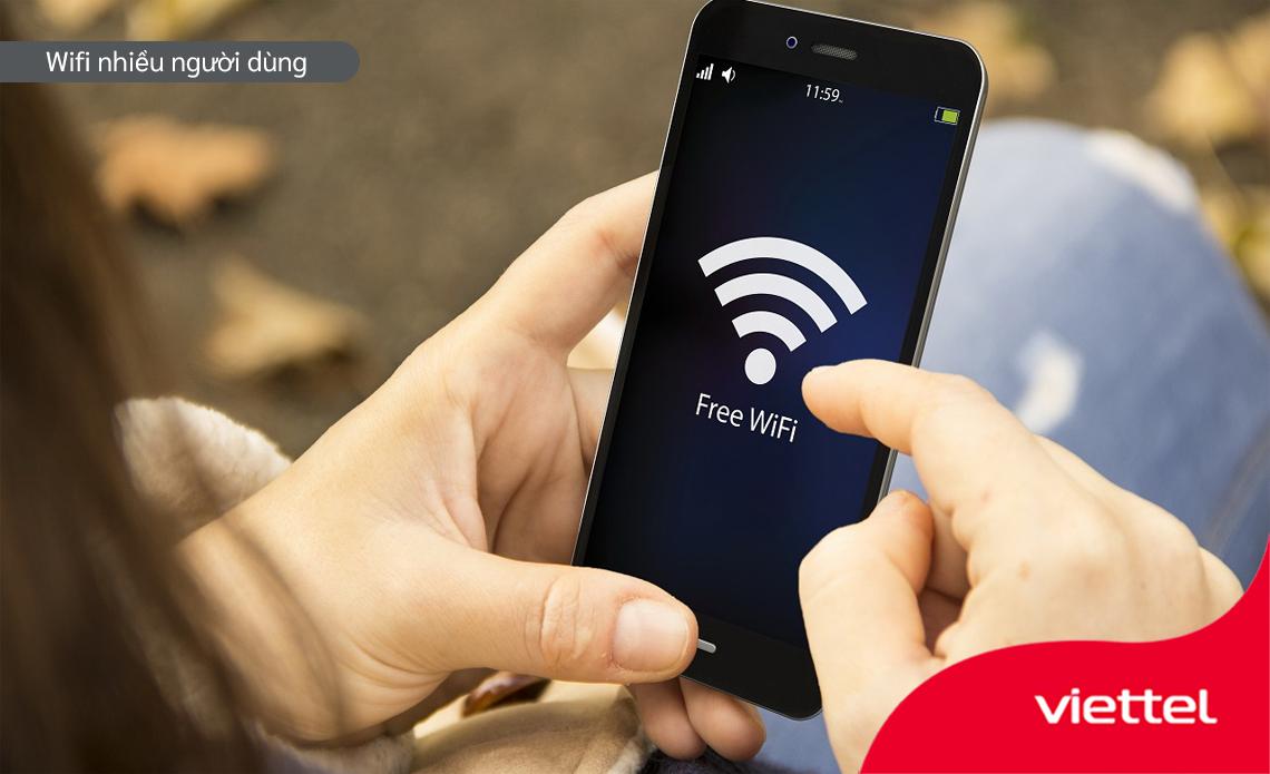 Kiểm soát băng thông bằng cách thay đổi mật khẩu wifi thường xuyên
