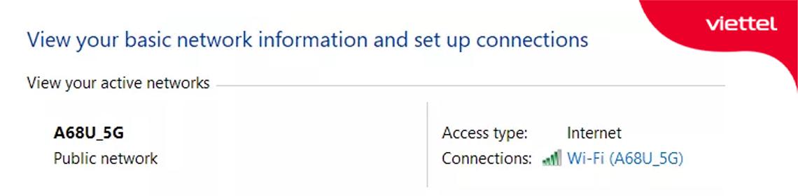 Thao tác tìm chọn mạng wifi bạn đang sử dụng  trên laptop