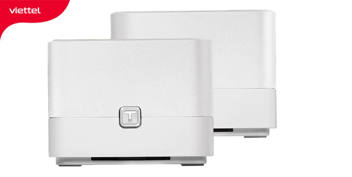 Totolink T6 - Mesh Wifi cho các thiết bị IoT