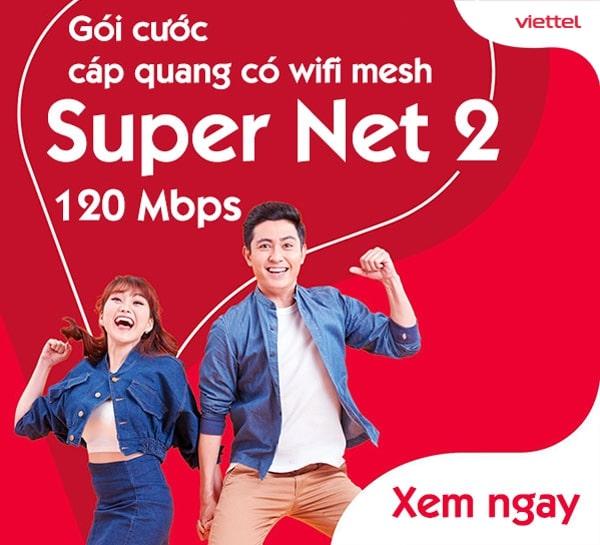 Ưu đãi gói cước Net2 Plus dành cho khách hàng