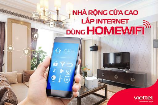 Viettel Home Wifi góp phần làm nên căn nhà thông minh trong thời đại 4.0