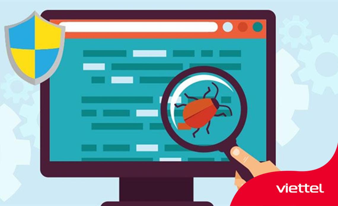 Virus có thể chiếm dụng tài nguyên hệ thống và khiến bạn gặp tình trạng wifi chập chờn trên laptop
