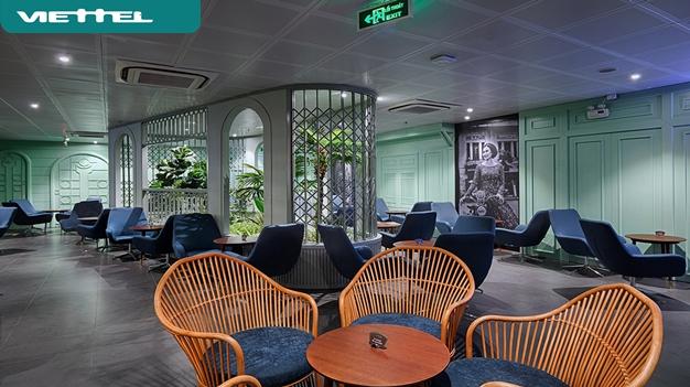 Có rất nhiều phòng chờ sân bay thương gia khác áp dụng ưu đãi từ Viettel Cộng Cộng.